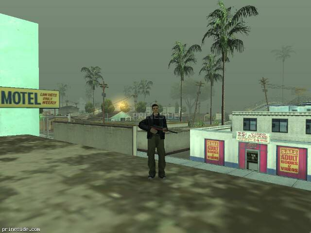GTA San Andreas weather ID 43 at 9 hours