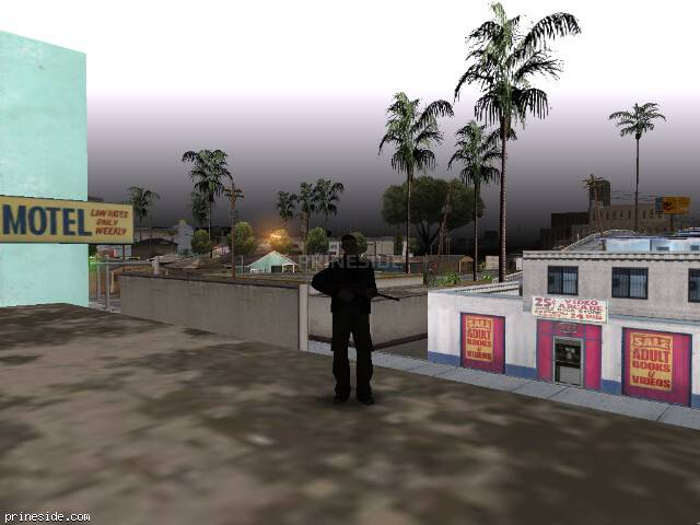 GTA San Andreas weather ID 44 at 10 hours
