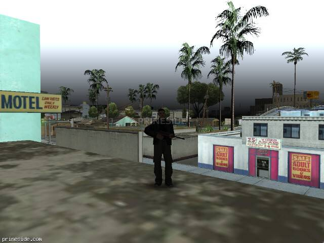GTA San Andreas weather ID 300 at 12 hours