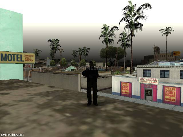 GTA San Andreas weather ID 300 at 20 hours