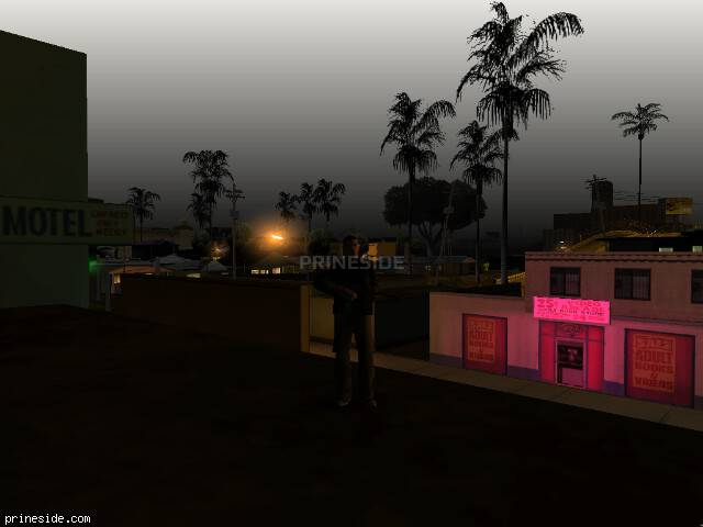 GTA San Andreas weather ID 44 at 3 hours