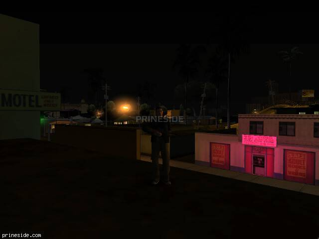 GTA San Andreas weather ID 44 at 6 hours
