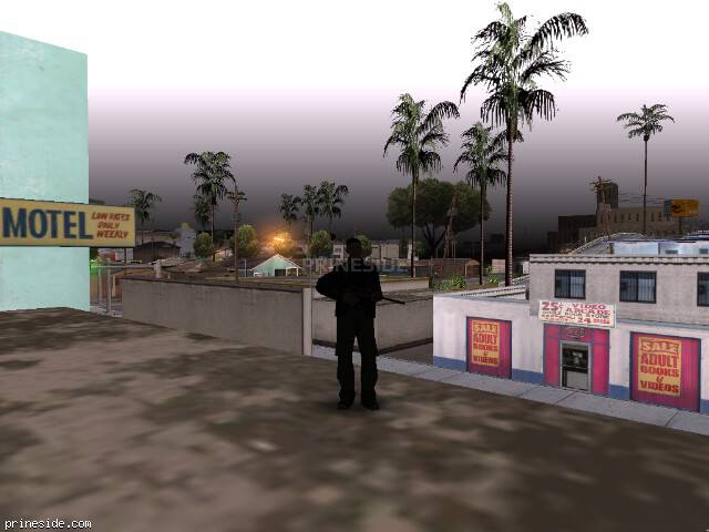GTA San Andreas weather ID 44 at 9 hours