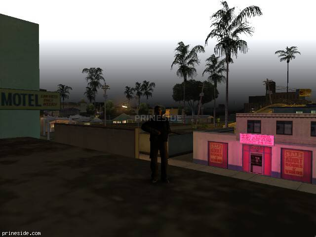 GTA San Andreas weather ID -723 at 0 hours