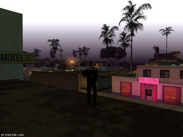 GTA San Andreas weather ID 45 at 1 hours