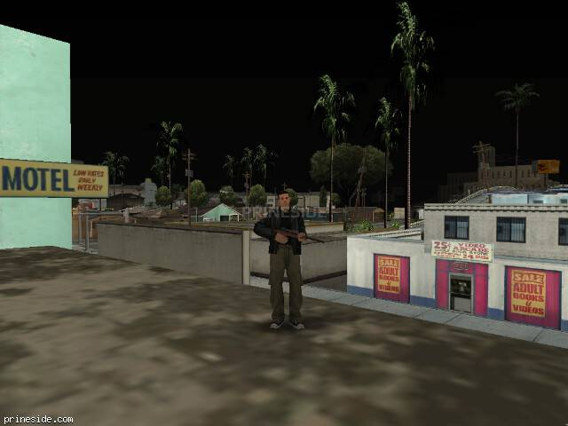 GTA San Andreas weather ID -467 at 20 hours