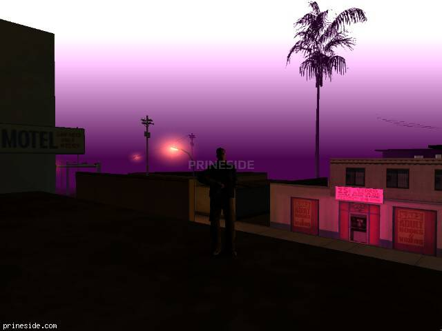 GTA San Andreas weather ID 45 at 5 hours
