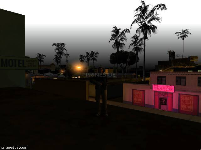 GTA San Andreas weather ID 301 at 6 hours