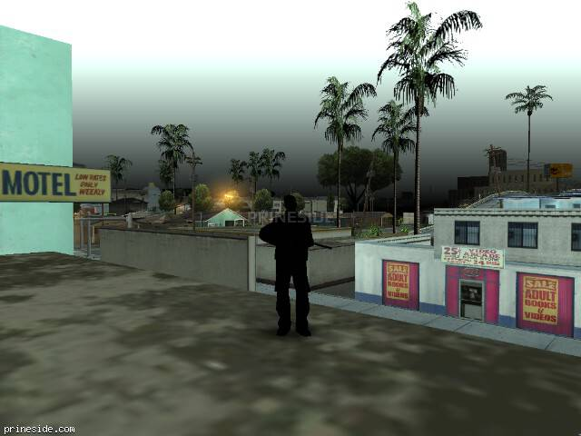 GTA San Andreas weather ID -723 at 8 hours