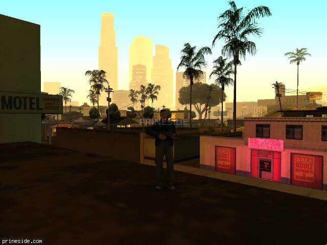 GTA San Andreas weather ID 47 at 1 hours