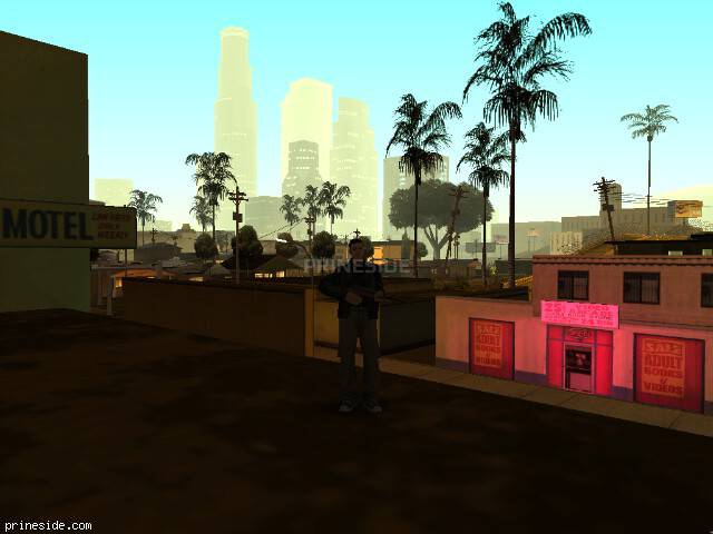 GTA San Andreas weather ID 47 at 2 hours