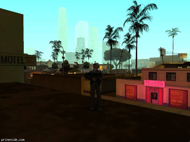 GTA San Andreas weather ID 47 at 3 hours