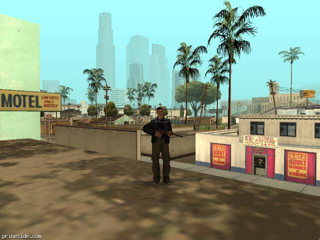 GTA San Andreas weather ID 47 at 8 hours
