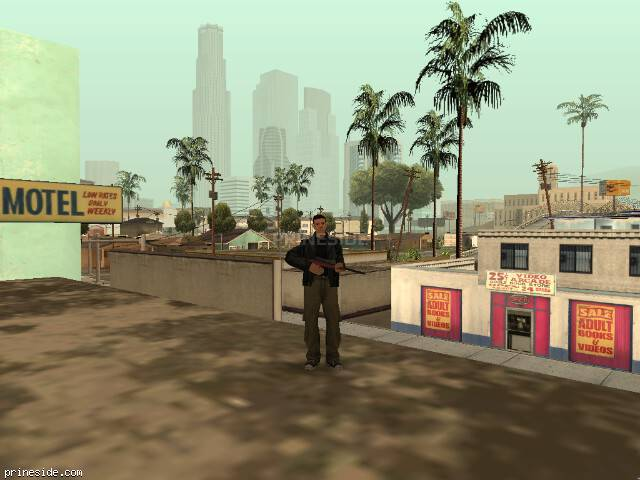 GTA San Andreas weather ID 47 at 9 hours