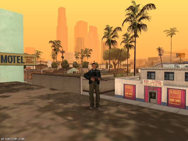 GTA San Andreas weather ID 49 at 12 hours