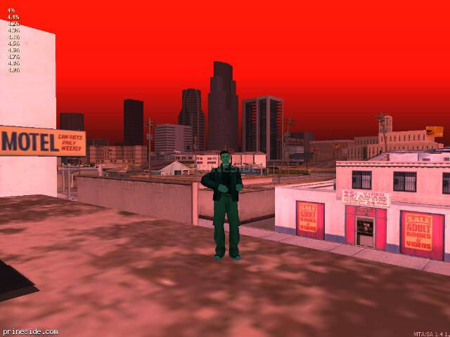 GTA San Andreas weather ID 49 at 20 hours
