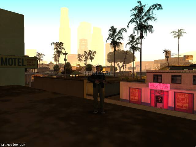 GTA San Andreas weather ID 49 at 3 hours