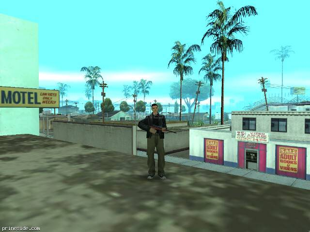 GTA San Andreas weather ID -1019 at 12 hours