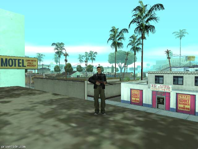 GTA San Andreas weather ID 517 at 18 hours