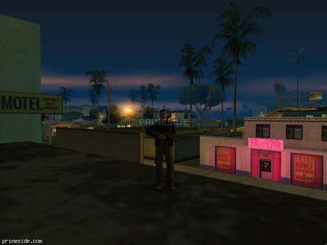 GTA San Andreas weather ID -507 at 4 hours