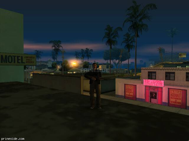 GTA San Andreas weather ID 261 at 5 hours