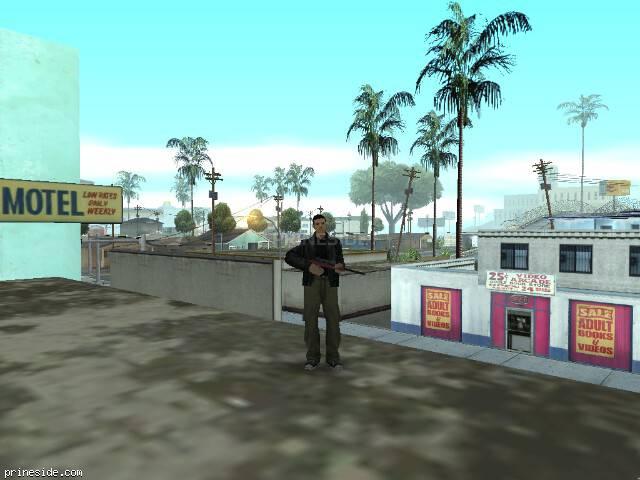 Просмотр погоды GTA San Andreas с ID -251 в 9 часов