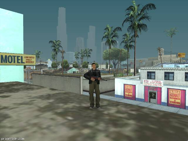GTA San Andreas weather ID 50 at 12 hours