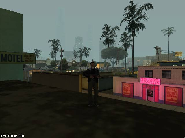 GTA San Andreas weather ID 50 at 3 hours
