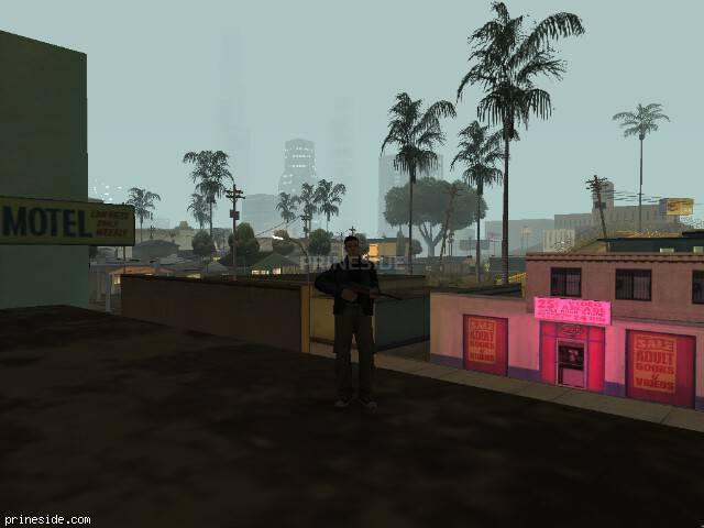 Просмотр погоды GTA San Andreas с ID 50 в 4 часов