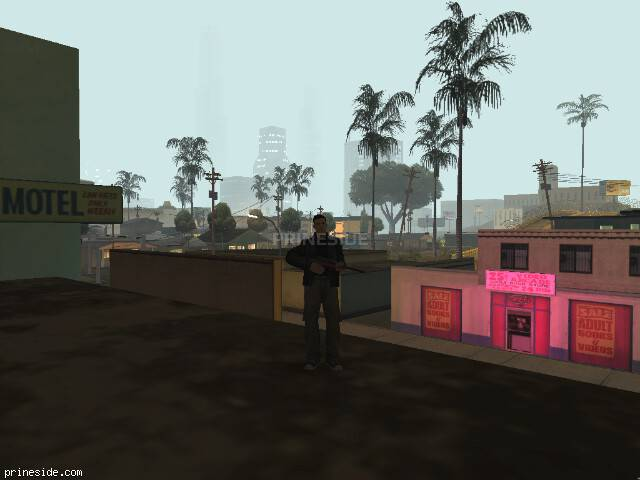 GTA San Andreas weather ID 50 at 5 hours