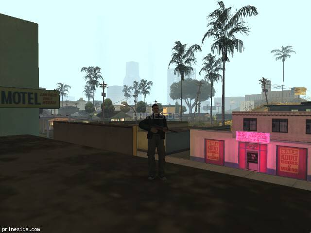 GTA San Andreas weather ID 50 at 6 hours