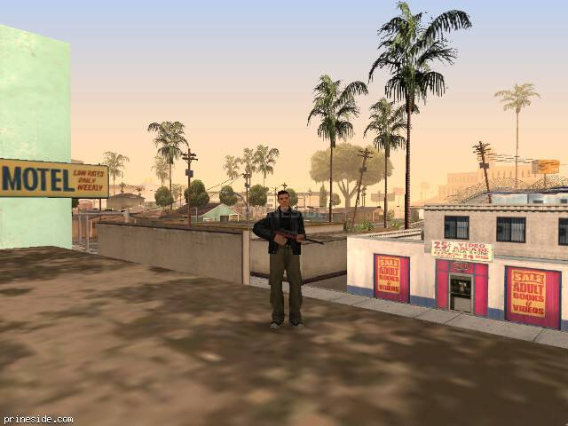 GTA San Andreas weather ID 52 at 12 hours