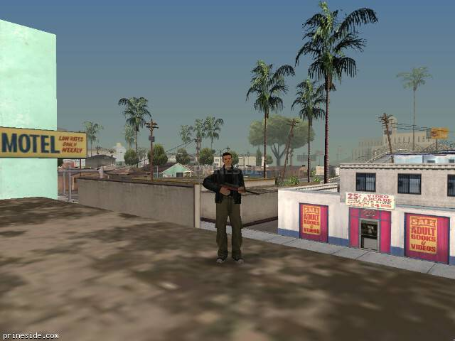 GTA San Andreas weather ID 52 at 16 hours
