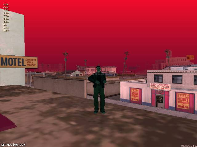 GTA San Andreas weather ID 52 at 20 hours