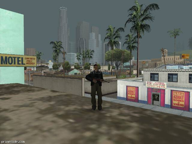 GTA San Andreas weather ID 53 at 12 hours