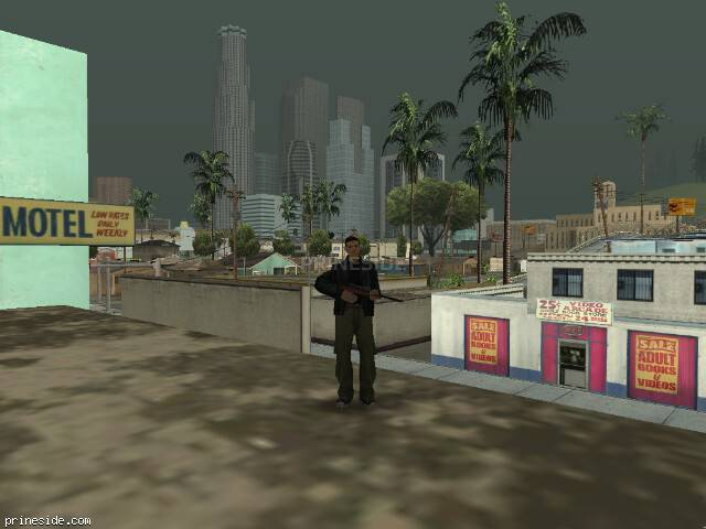 GTA San Andreas weather ID 53 at 16 hours