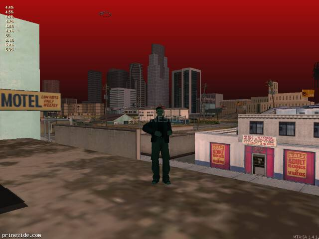 GTA San Andreas weather ID 53 at 20 hours