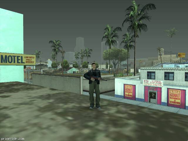 GTA San Andreas weather ID 54 at 12 hours