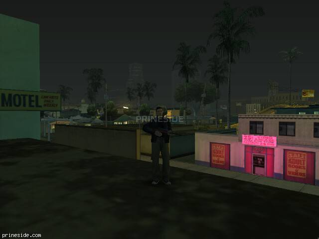 GTA San Andreas weather ID 310 at 1 hours