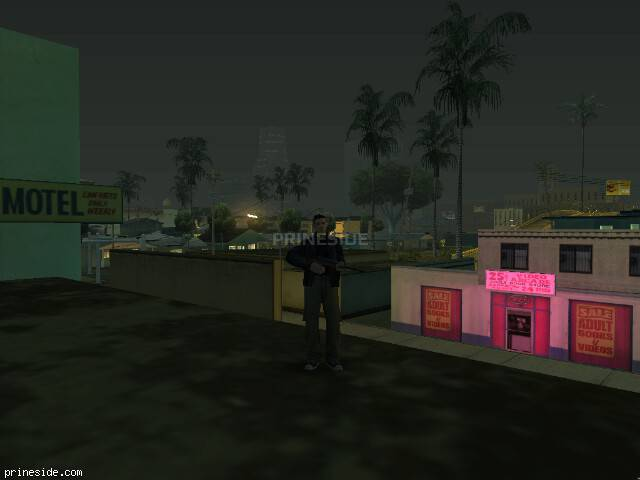 GTA San Andreas weather ID 54 at 2 hours