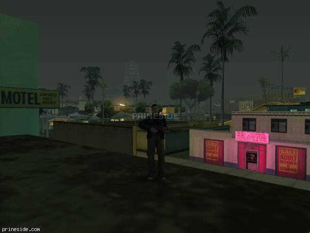 GTA San Andreas weather ID 566 at 3 hours