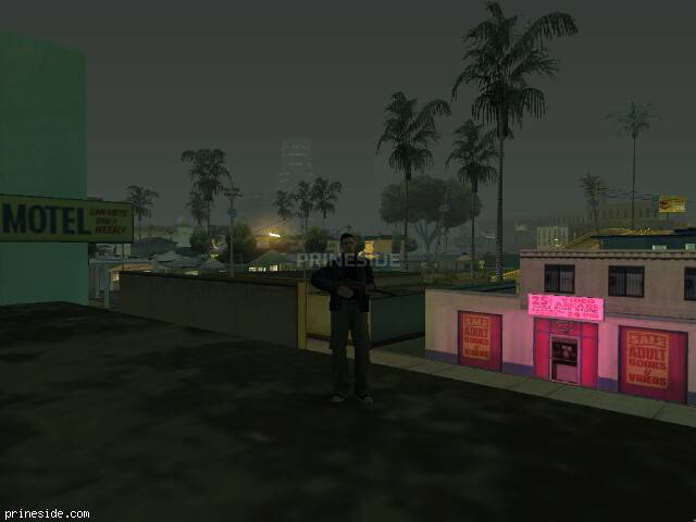 GTA San Andreas weather ID 822 at 4 hours
