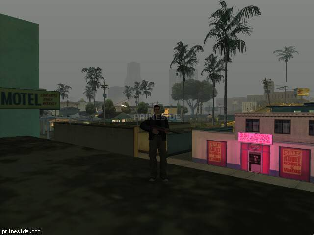 GTA San Andreas weather ID 54 at 6 hours