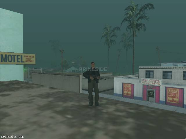 GTA San Andreas weather ID 55 at 12 hours