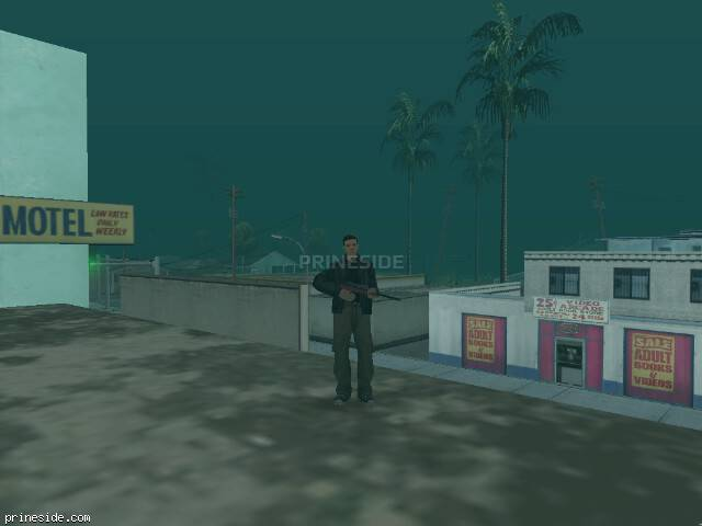 GTA San Andreas weather ID 55 at 16 hours