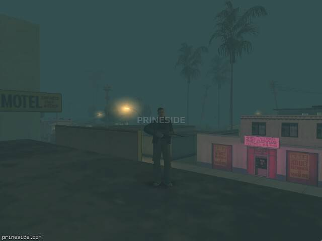 GTA San Andreas weather ID 55 at 4 hours