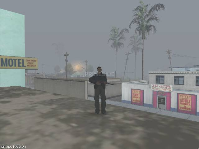 GTA San Andreas weather ID 55 at 8 hours