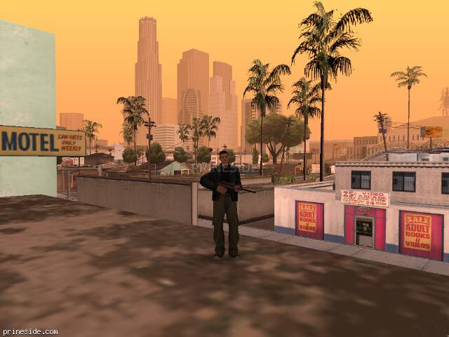 GTA San Andreas weather ID 56 at 12 hours