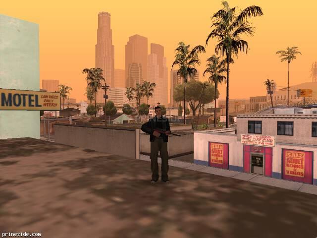 Просмотр погоды GTA San Andreas с ID 56 в 12 часов