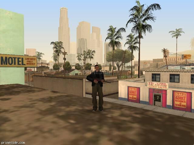 Просмотр погоды GTA San Andreas с ID 57 в 11 часов
